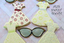 Cookie art sonbrille
