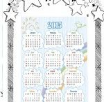 Calendar craft for kids / This page has a lot of Calendar craft for kids,2015 calendar clipart