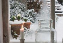 Vinter stemning