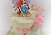 торт фея