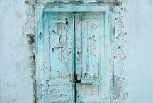 Porte e finestre, la mia passione