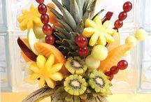 Ovocné kytky