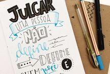 lettering inspiration