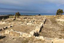 #invasionidigitali all'area archeologica di Eraclea Minoa