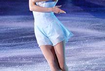 Yuna Kim ice/gala show