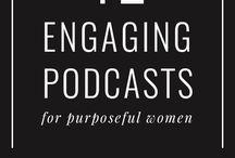 Podcasts & development