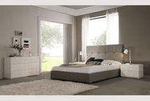 Modern Contemporary Queen Size Bed Florida
