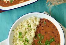 Kidney beans curry