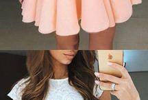 Cute Dresses and T-shirt