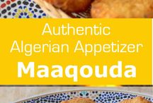 Algerian recipes