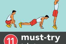 exercises tabata