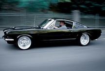 Ford Mustang, Shelby Cobra, GT500, Boss 302, Boss 429 GTR,Mach I, Mach II, / Pony Car / by Austin Adams