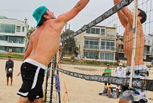 Beach Volleyball Pictures AVP Manhattan Beach 2013