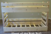 Toddler bunk