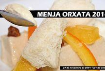 Menja Orxata