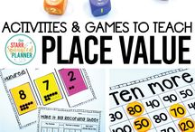 Place Value Teaching Ideas