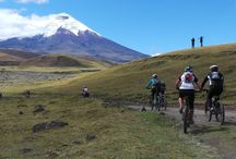 Vuelta al Cotopaxi / Una carrera Impresionante alrededor de un Volcan/An amazing race, around a volcano / by ✈Visit Ecuador and its Galapagos Islands