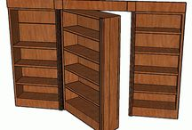 New ideas / Things we'd love to create and craft. If you agree and want us to create something unique and wonderful for you, get in touch through www.kingstoncabinets.com