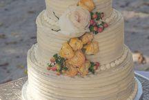 Beach Wedding Cakes Ideas