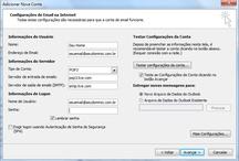 Configuracoes POP - SMTP - IMAP / by Paulo Beneton