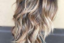 Coupe de cheveux lob