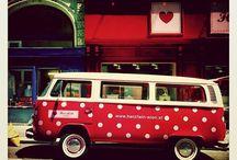 Combi VW / by roxane .