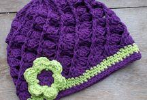 Háčkování / Crocheting