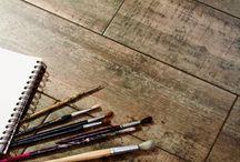 wood- gres / płytki gresowe imitujące drewno