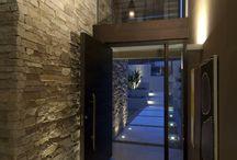 Precedents - Granite Walls