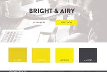web color palette