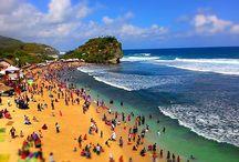 seputar pantai / wisata di indonesia
