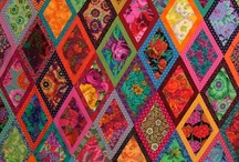 Kaffe Fassett with Love / Sewing and Design