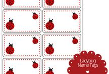 ladybirdName tags