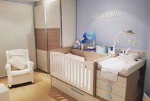 Diseño habitacion bebe e infantiles