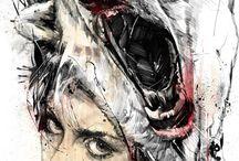 Art&... / by E.L.Z.A