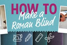 Roman Blind Ideas
