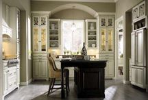 """kitchens / pics of kitchens, cabinets, etc. that inspire me for the """"someday"""" remodel of mine..."""