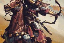 Moğol savaşçiları