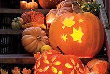automne / halloween