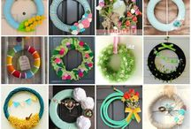 Wreaths / by Martha Napier