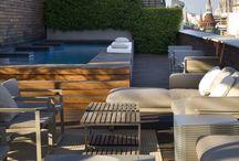 Terraza Hoteles Barcelona