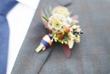 Groom's Inspiration - Boutonnieres