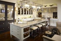 kitchens. / by Dana Grisold