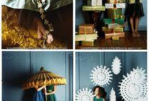 Идея для фотосессии девочек / Идеи для фото девочек