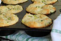 muffin dolci e salat