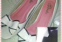 The Magic Pumpkin - Footwear / Our custom footwear to keep you feet happy and look pretty...