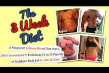 how to lose weight in 3 weeks diet