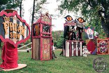 Декорации Цирк