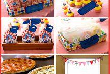 Kid Birthdays / Birthday party ideas
