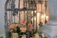 cage decoration